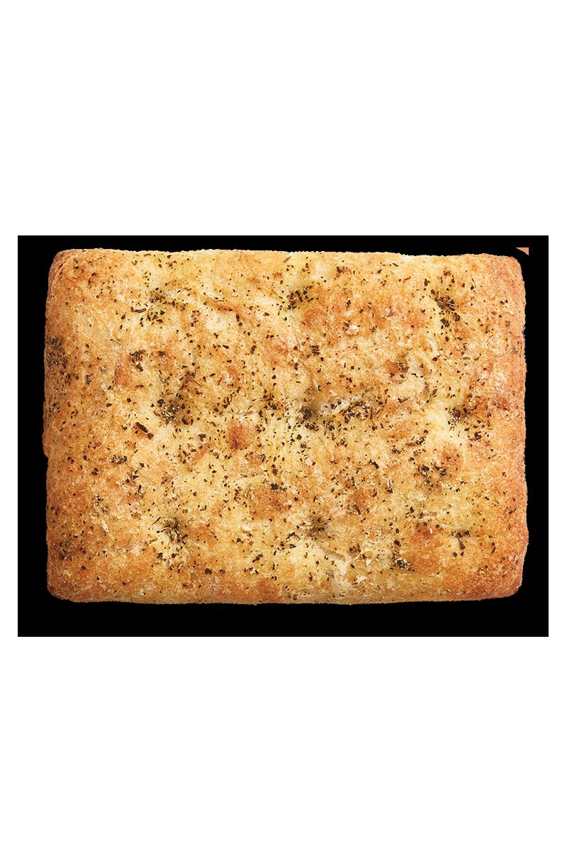 Pain sandwich - Pain sandwich focaccia huile d'olive et fines herbes
